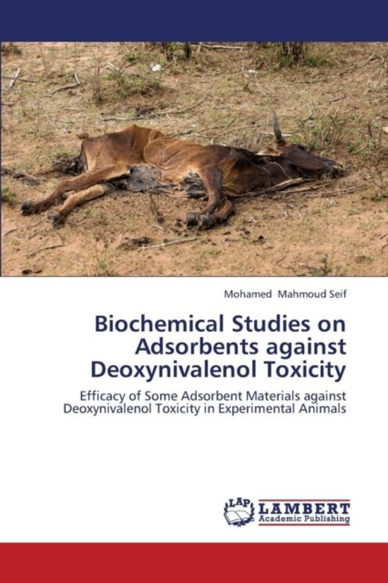 Biochemical Studies on Adsorbents Against Deoxynivalenol Toxicity