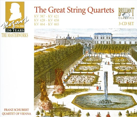 The Great String Quartets
