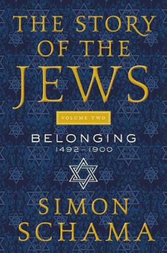 Boek cover The Story of the Jews van Simon Schama (Hardcover)