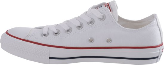 Optical White 36 Star Sneakers Chuck Unisex Taylor Maat All Converse qYUaW