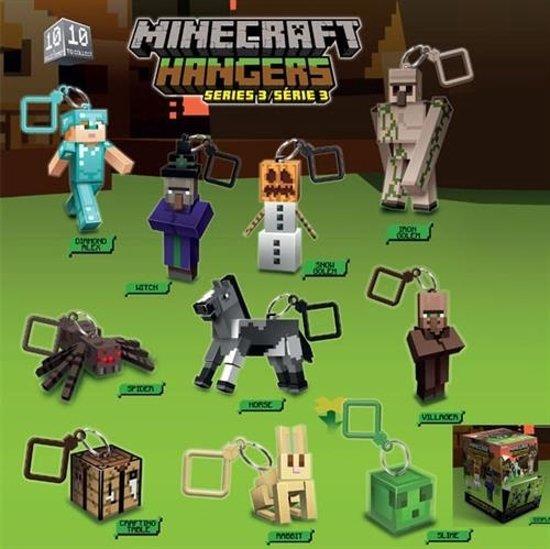 Minecraft Key Hanger (Series 3)