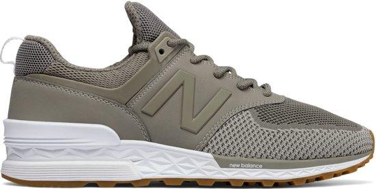 new balance sneakers heren zwart