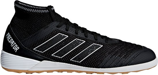 adidas Predator 18.3 IN zaalvoetbalschoenen Heren Sportschoenen Maat 42 23 Mannen zwartwit