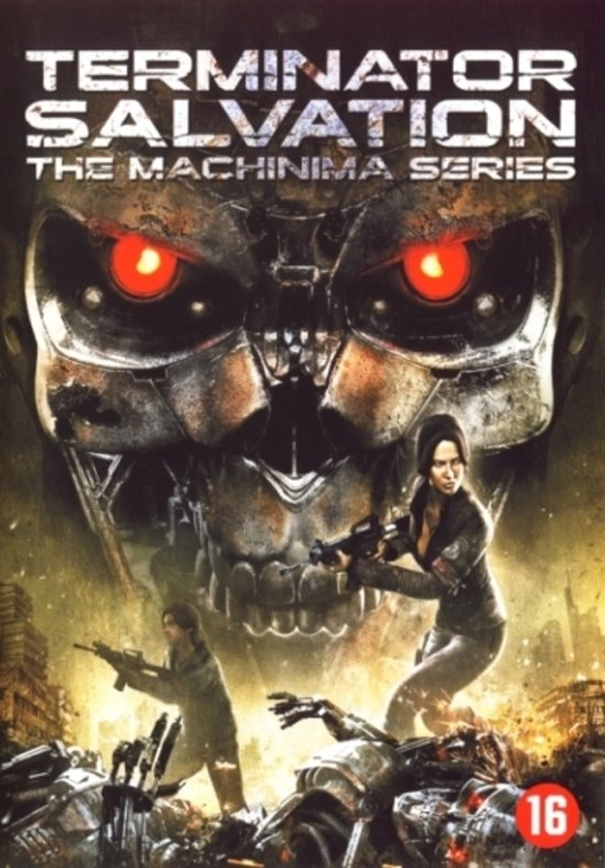 Terminator Salvation - The Machinima Series