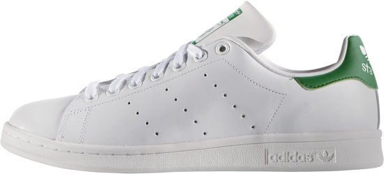 Smith Sneakers 3 Adidas Wit Stan Unisex 38 groen 2 Maat 6pAxq5A