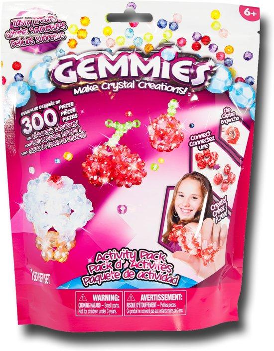 Gemmies Activity Pack Eten - Refill