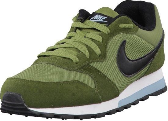 37d9dc1c570 bol.com | Nike MD Runner 2 Sportschoenen - Maat 42 - Mannen - groen ...