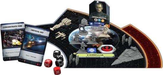 Star Wars Rebellion - Bordspel - Engelstalig