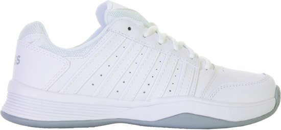 8f22a058bb2 K-Swiss Court Smash Omni Tennisschoen Dames Sportschoenen - Maat 39.5 -  Vrouwen - wit