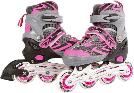 f21cae355f8 Skates Roze 39-42 - Skates Meisjes Verstelbaar
