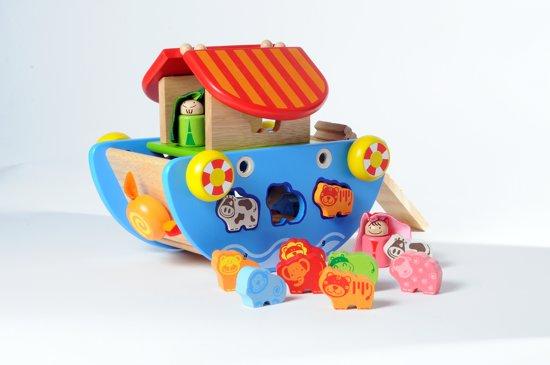 I'm Toy Ark van Noach Activiteitenspeelgoed