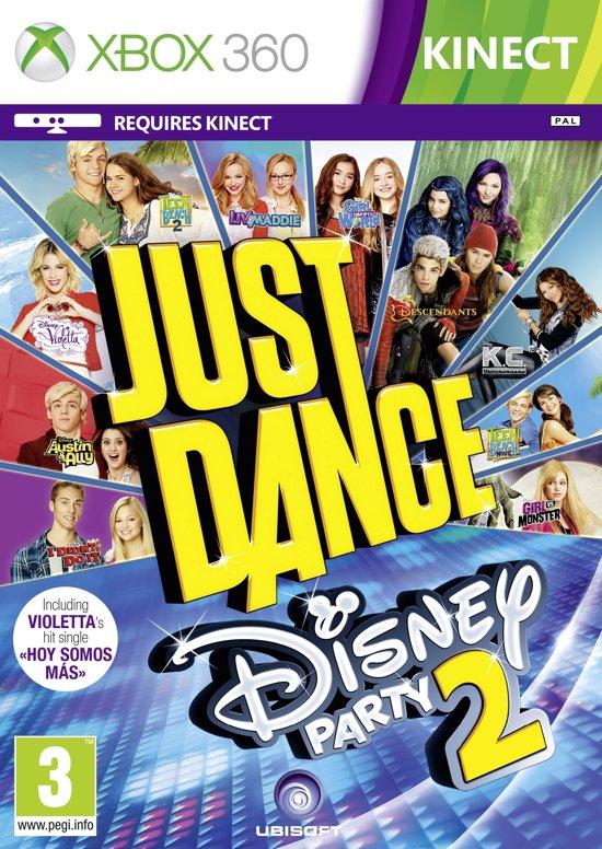 Just Dance: Disney Party 2 - Xbox 360