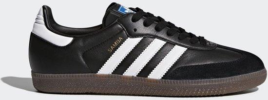 adidas Samba OG Sneakers Unisex - Black/White