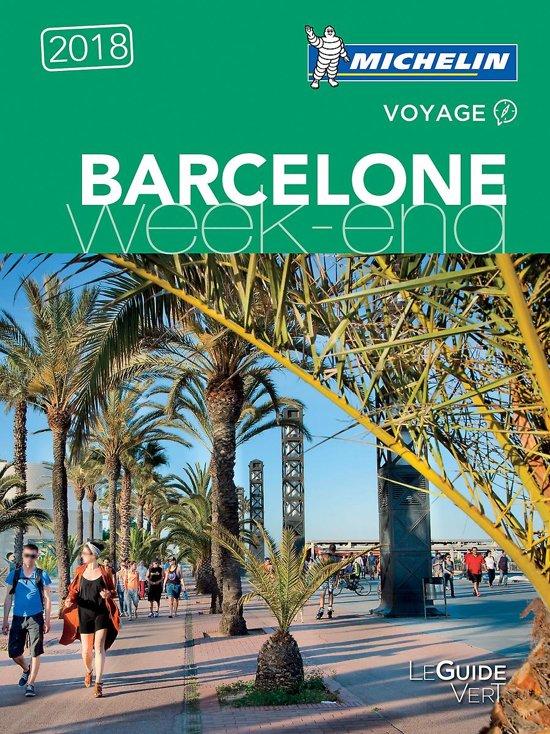 Guide vert - barcelone week-end