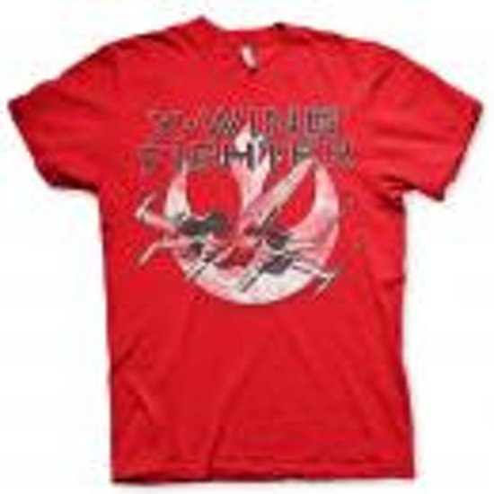 Merchandising STAR WARS 7 - T-Shirt X-Wing Fighter (L)