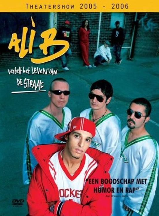 Ali B - Vertelt Het Leven Van De Straat (2DVD)