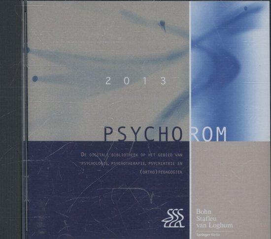 Psychorom / 2013