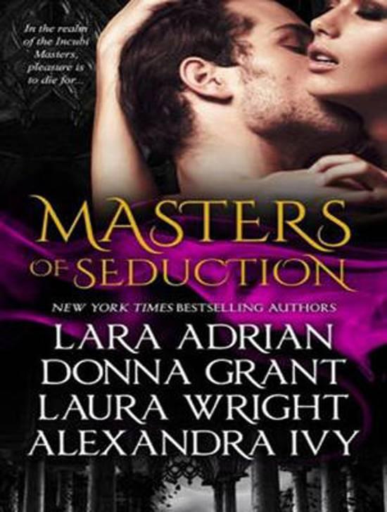Boek cover Masters of Seduction van Lara Adrian (Onbekend)