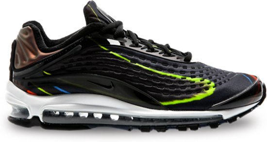 Heren Zwart Nike Max Maat Air Sneakers 44 xggTpwZ