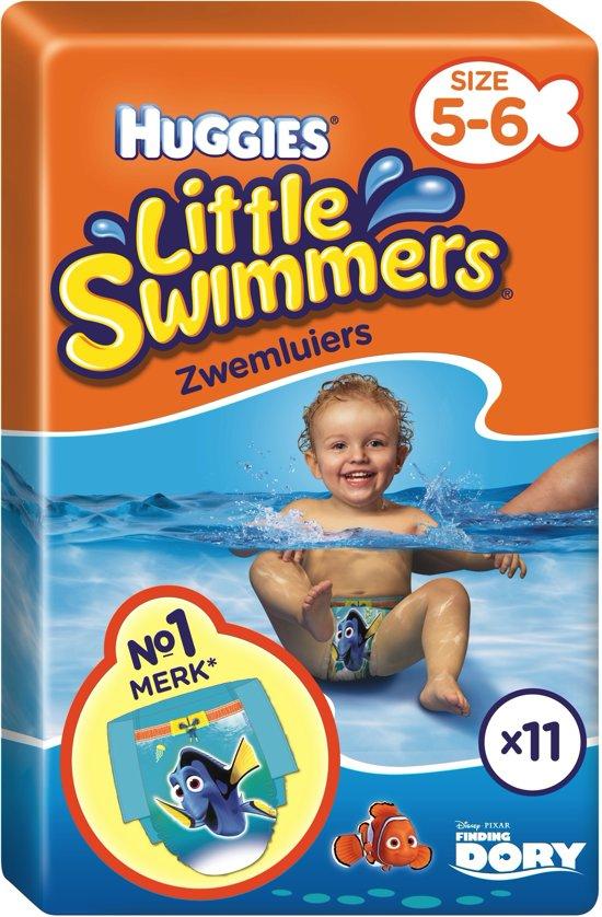 Huggies -  Little Swimmers 5/6 12-18 kg