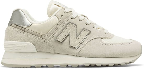 new balance dames sneakers wit
