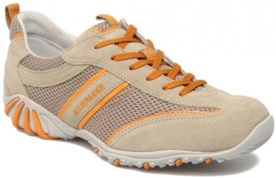 c5297873c35 bol.com | Allrounder by Mephisto ORIA beige suede outdoor sneaker ...