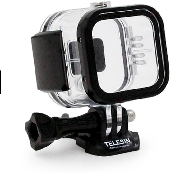 Pro Series Waterpoof Housing voor GoPro Hero Session 4 / 5 - Transparant