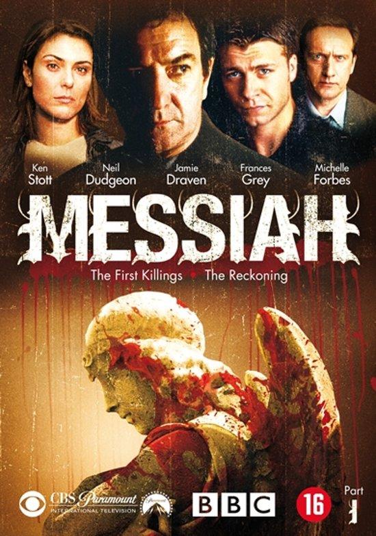 Cover van de film 'Messiah - The First Killings'