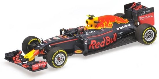Red Bull Racing TAG Heuer RB12 2016 - Kvyat - Minichamps 1-43