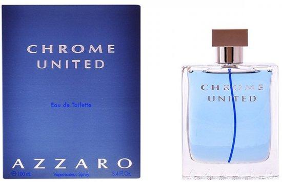 Azzaro Chrome United - 100 ml - Eau de Toilette