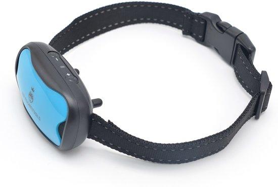 K9 Essentials geavanceerde Anti-blafband   Premium product    Trainingsband   Halsband   Diervriendelijk   7 Niveaus  