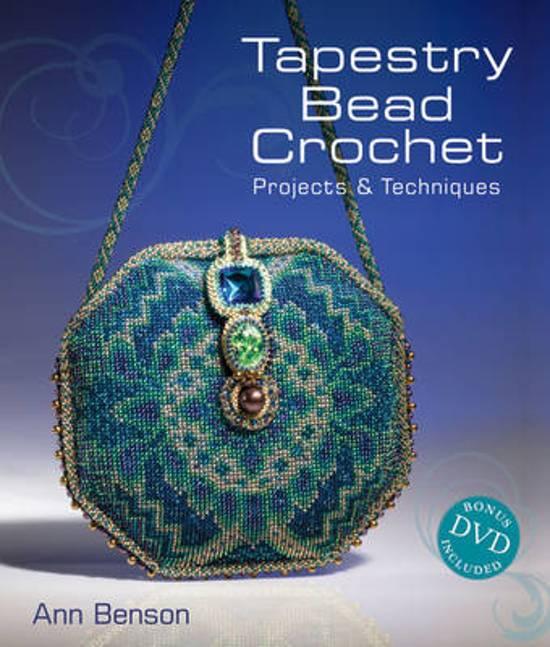 Bolcom Tapestry Bead Crochet Ann Benson 9781600593376 Boeken