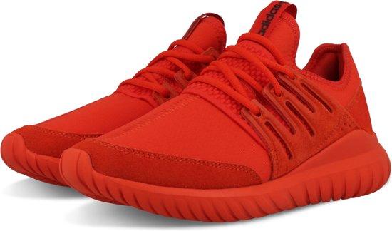 Adidas Chaussures De Sport Radiaux Tubulaires Rouges Occasionnels Pour Les Femmes UT7at4UAR
