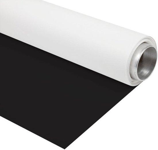 Bol foka vinyl zwart wit mat m achtergrond rol