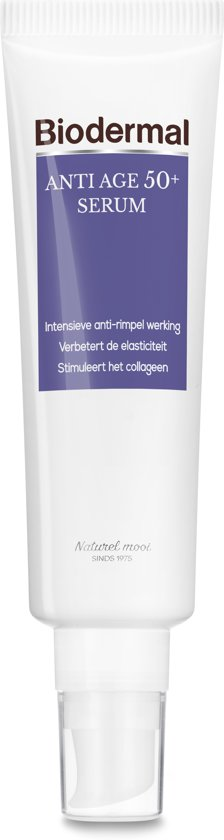 Biodermal Anti Age Gezichtserum - speciaal ontwikkeld tegen huidveroudering - 30ml