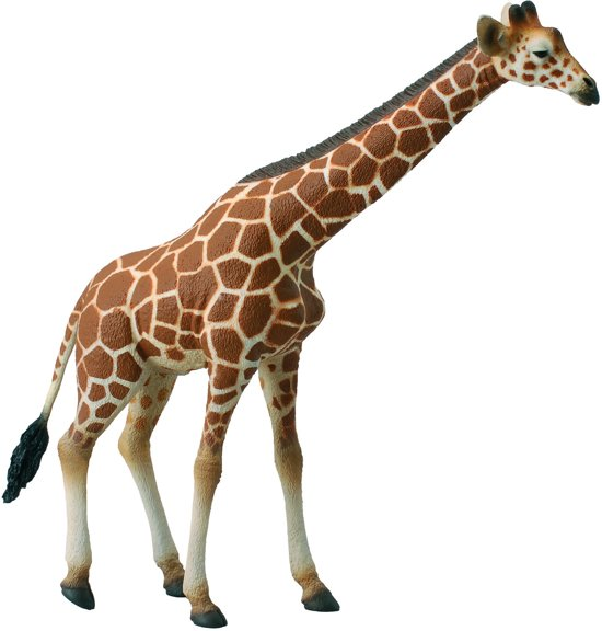 Collecta Wilde Dieren Giraf 15.5 X 16.5 Cm