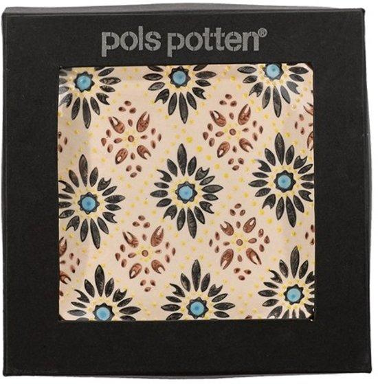 Pols Potten Hippy Ontbijtborden set van 4