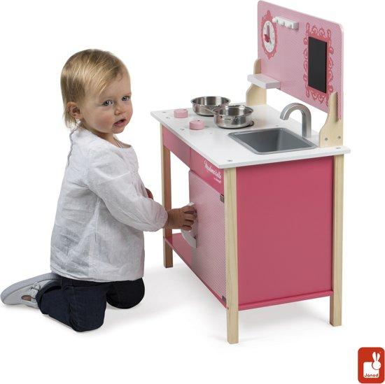 Janod Mademoiselle Mini Cooker Speelkeuken