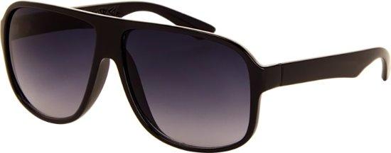 Az-eyewear Zonnebril Rechthoekig Heren Zwart (a-z8150)