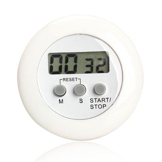 Digitale Keuken Timer - Elektrische Kookwekker Eierwekker - Magnetische Ei Keuken Wekker / Kooktimer Met Magneet