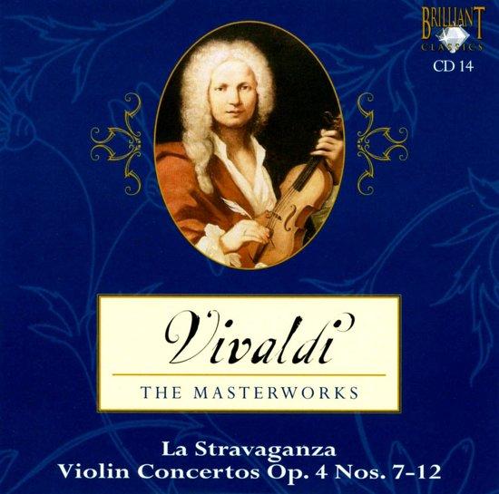 Vivaldi: La Stravaganza Violin Concertos Op. 4 Nos. 7-12
