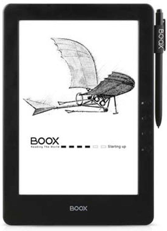 ONYX BOOX N96 ML - 9,7 inch e-inkt e-reader met verlichting, 1GB RAM ...