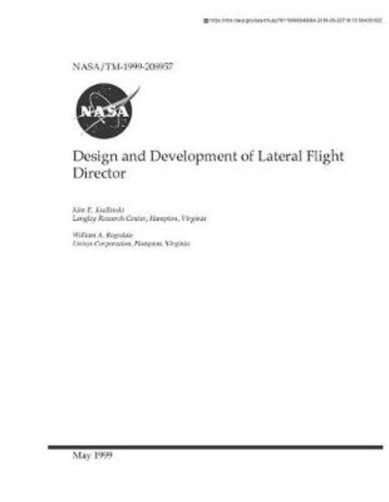 Design and Development of Lateral Flight Director
