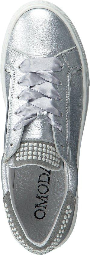 Maat 39 Dames Zilver O1234 Omoda Sneakers Bgxq8wPC
