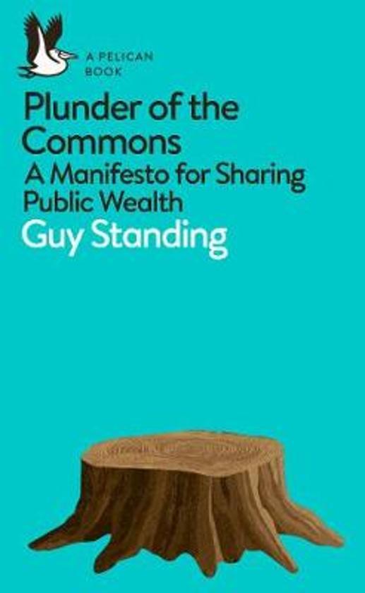Boek cover Plunder of the Commons van Guy Standing (Paperback)