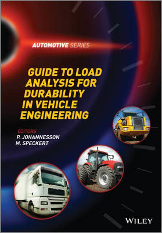 Guide to Load Analysis for Durability in Vehicle Engineering