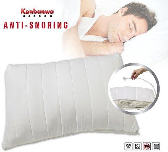 Anti Snurk Kussen.Konbanwa Anti Snurk