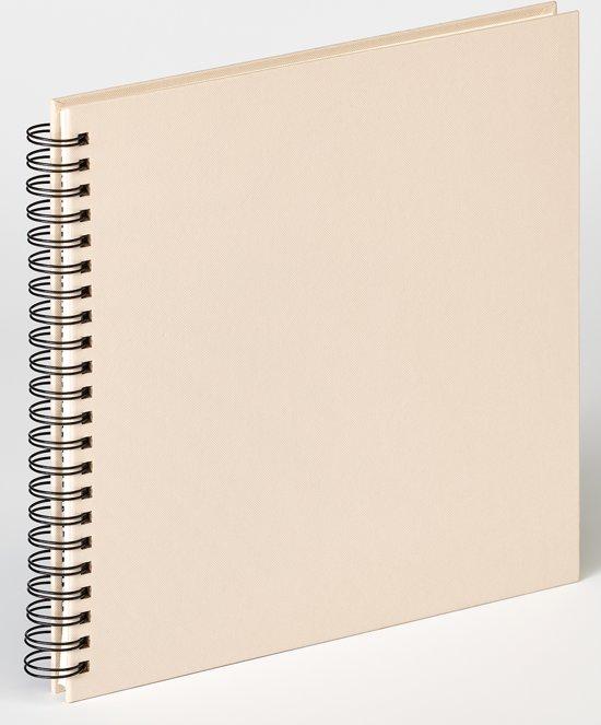 Walther Fun - Fotoalbum - 30 x 30 cm - 50 pagina's - Licht Bruin
