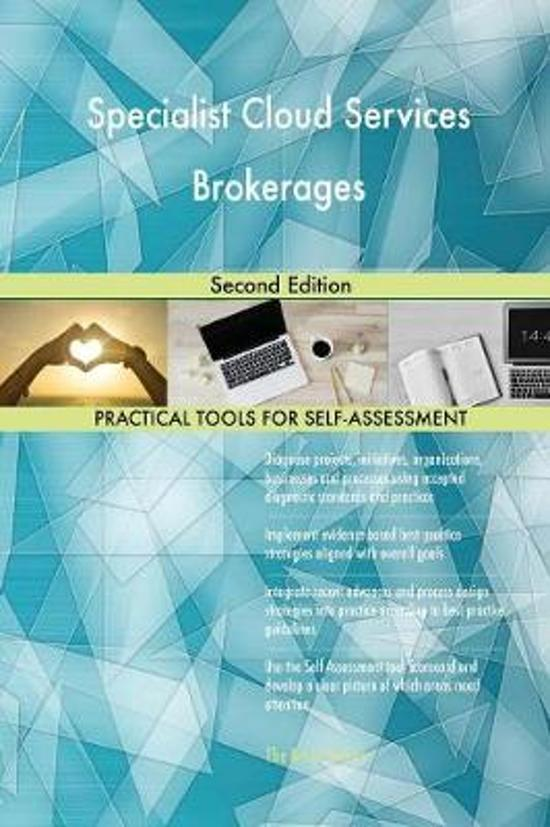 Specialist Cloud Services Brokerages Second Edition