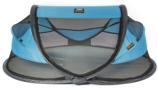 Deryan Baby Luxe - Campingbedje - Blauw